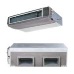 Канальные сплит-системы (тепло-холод) SYSPLIT DUCT 120 HP R